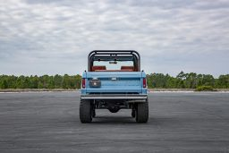 Beach Early Ford Bronco