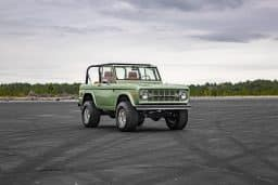 Lake Early Ford Bronco
