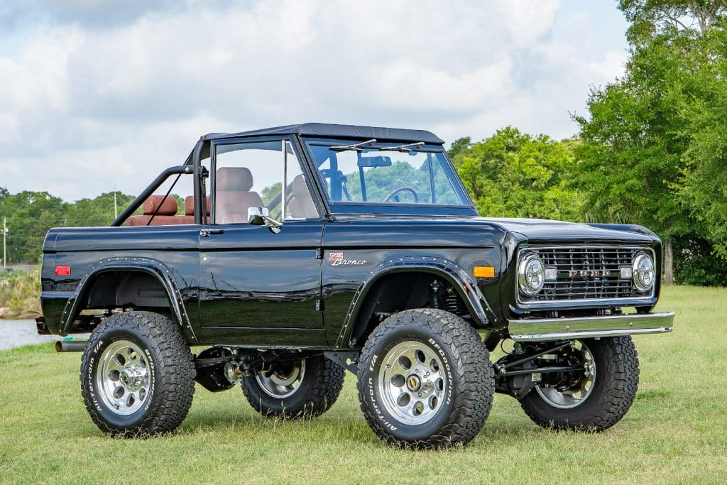 68 bronco early ford